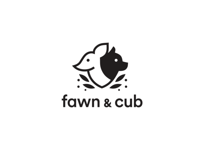 Fawn and Cub logo