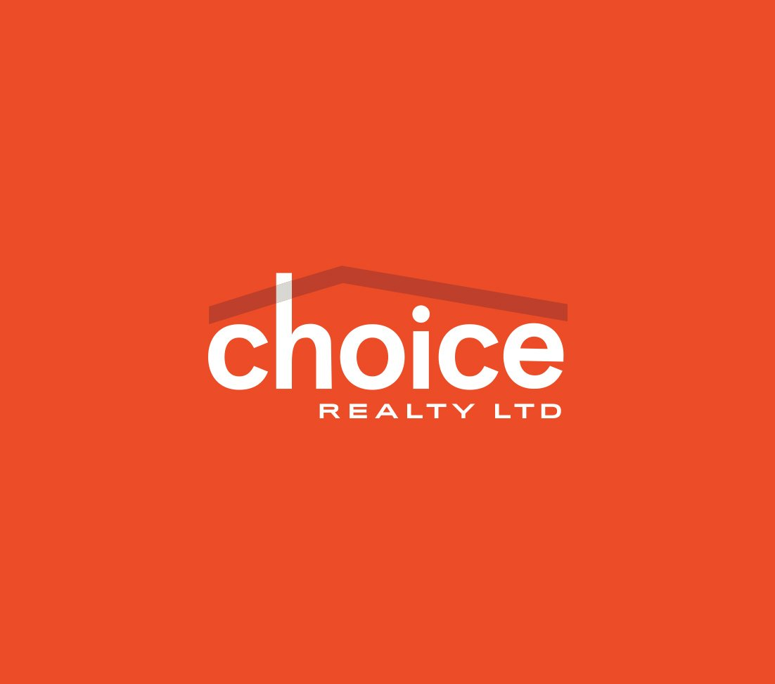 choice realty orange logo